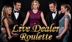 Live Dealer rúlletta