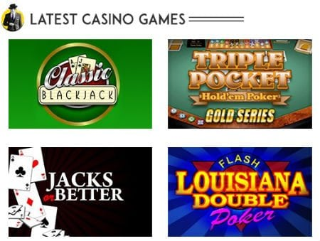 Casino Bonus no Deposit New