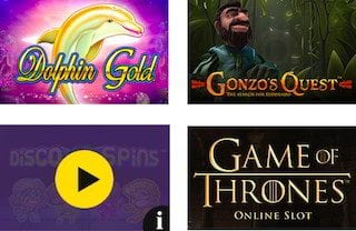 online casino slots optimized for mobile