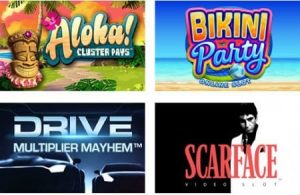 UK Casino Slots Games