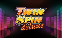 twin spins deluxe slots game